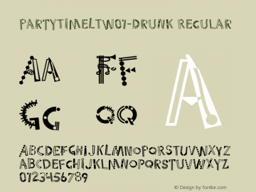 PartyTimeLTW01-Drunk Regular Version 1.00图片样张